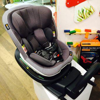 Kindersitz BeSafe iZi Go für Eure Baby Erstausstattung