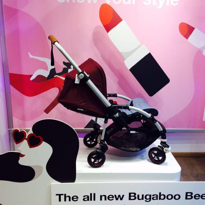 Der neue Bugaboo Bee 5 ist da!